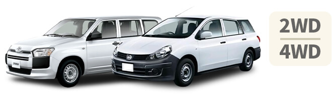 貨物・バンプレミアム ADバン・プロBOX等(2WD・4WD)